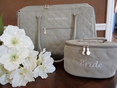 Love this for the bride and/or bridesmaids Initials Inc. - www.myinitials-inc.com/AmberBell/
