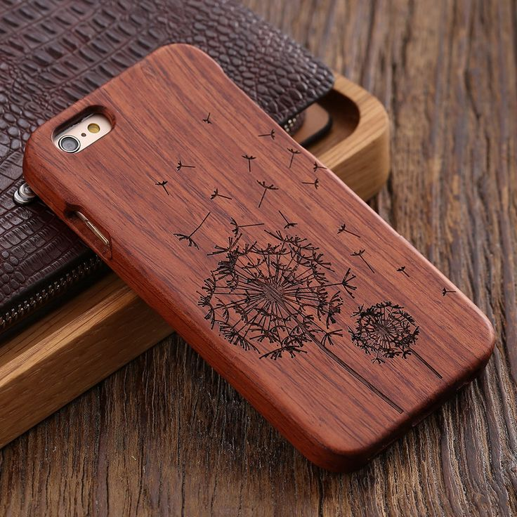 Retro Holy Bible Bamboo Wooden Case For iPhone 6 6s /6 Plus 6s Plus/SE 5 5S Hard Wood