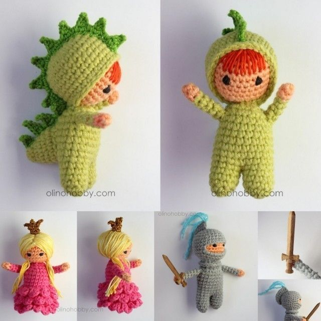 22 best big head doll\'s images on Pinterest | Crochet toys ...