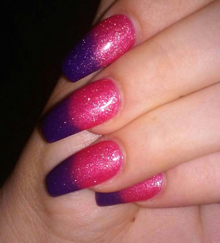 Mood changing nail polish