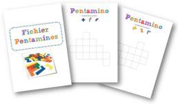 Puzzle casse-tête : les pentaminos