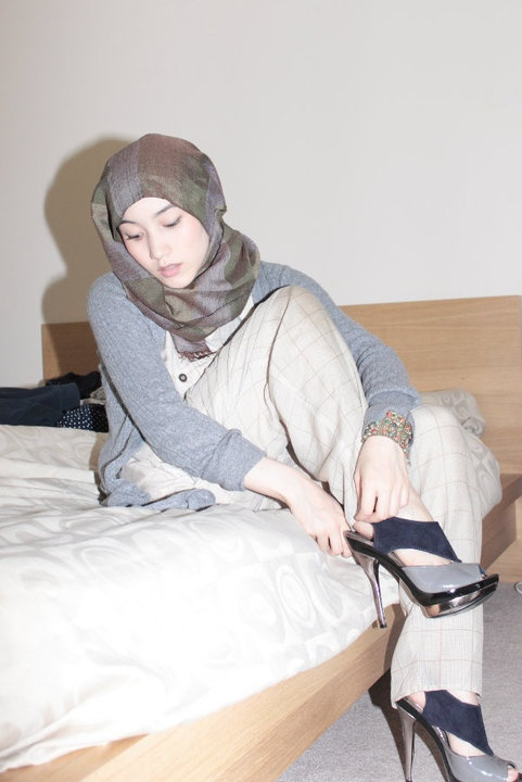 always like simple chic style's Hana Tajima