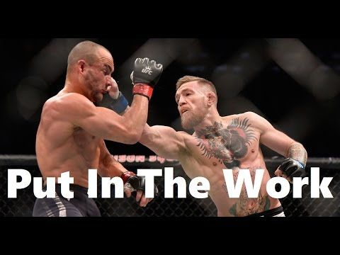 """Put In The Work"" 