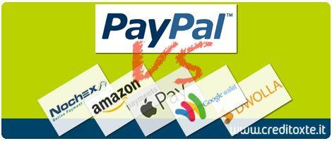 Metodi di pagamento online: le alternative a PayPal Molti sanno che Paypal è nato nel 1998 come servizio per effettuare pagamenti online in modo sicuro. Controllato da eBay nel 2002, sbarcato in Europa nel 2007 ed oggi in via di quotazione in borsa in seguito allo scorporo da eBay. Di fatto oggi Paypal è un …