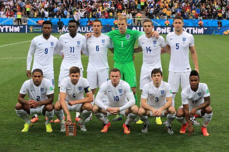Timnas Inggris di Euro Cup 2016