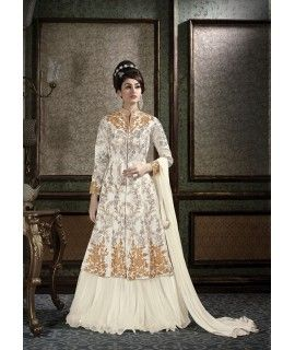 Abhaya's Exclusive Anarkali