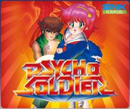 Boxshot: PSYCHO SOLDIER by SNK Playmore USA