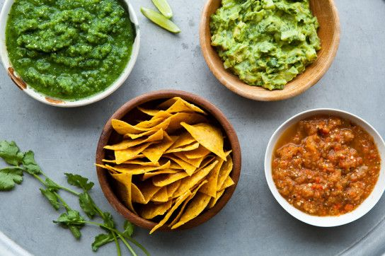 Weekend Project: Make Your Own Salsa Bar