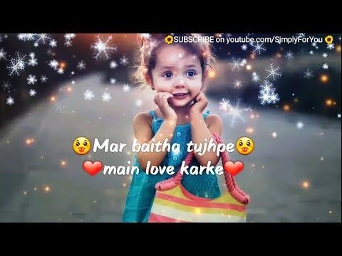 MAIN TERA BOYFRIEND TU MERI GIRLFRIEND - Whatsapp Status Video | Raabta | Love whatsapp video - YouTube