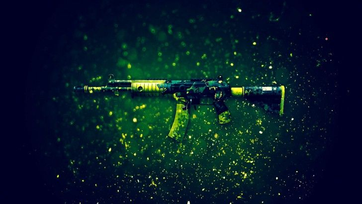 Download Galil Rifle Cerberus Counter Strike Global Offensive Weapon Skin 1920x1200