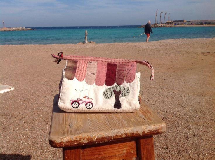 Bolso casita vista II, estreno en Hurghada!!!