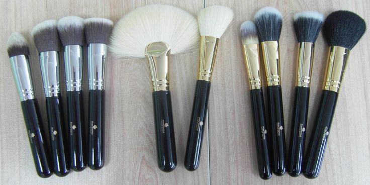 highest quality professional makeup brushes at affordable prices
