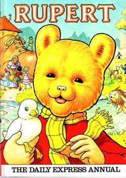 Rupert Annual 1981