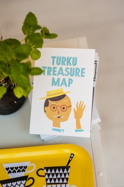 Turku Treasure Map 2013 is out now! Turku Treasure Map is produced by Polkka Jam. Design and illustrations Kristiina Haapalainen & Sami Vähä-Aho.