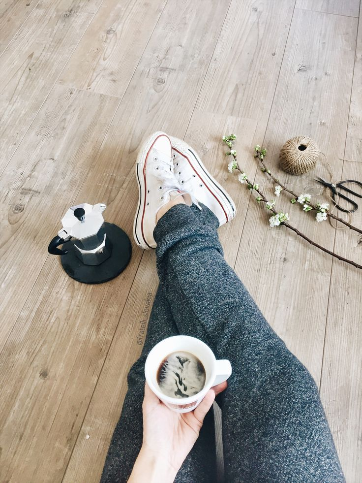 Relax time = coffee time