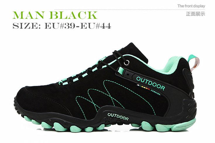 New Unisex Hiking Shoes Outdoor Trek Climbing Breathable Trekking Shoes Walking  #Mralfredshop #WalkingHikingTrail