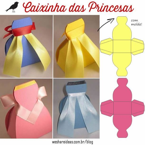 ARTESANATO COM QUIANE - Paps,Moldes,E.V.A,Feltro,Costuras,Fofuchas 3D: Princesas Disney