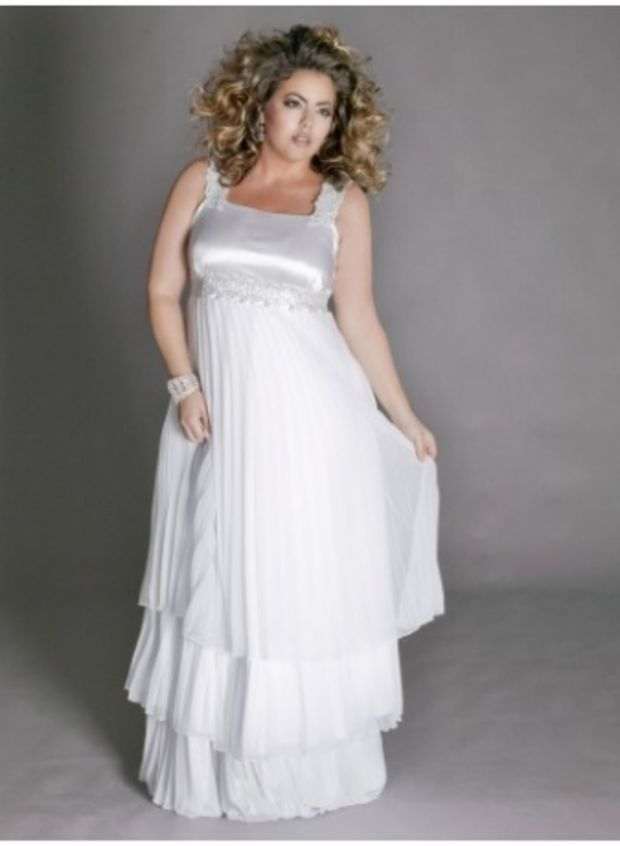 Fat Brides Need Dresses Too A Dress Resource List For Plus Sized Brides