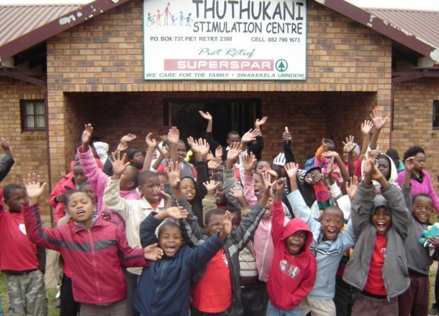 Here is a group of orphans who have benefited from Flax Hull Lignans for years! AIDSHIVAWARENESS.org
