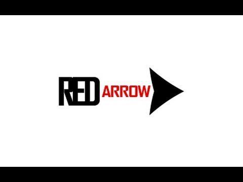 Create Red Arrow Concept Logo in Photoshop |  Savio Tutorial #1