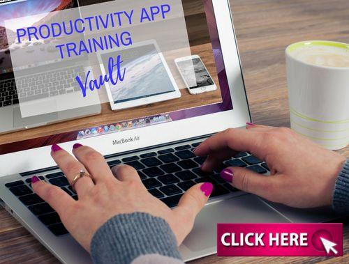 The Productivity App Training Vault