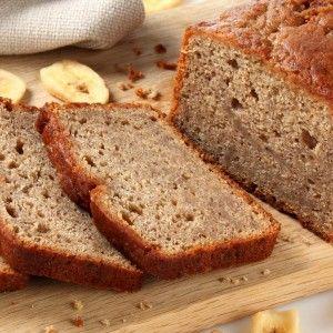 Banankaka – perfekt till fikat eller mellanmål på språng!