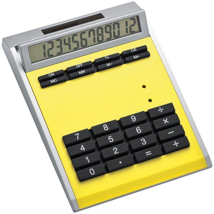 Calculator cu design CrisMa http://www.corporatepromo.ro/ceasuri-electronice/calculator-cu-design-crisma-83.html