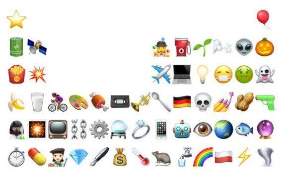"""Ciència i Tecnologia a Twitter: """"Taula Periòdica dels Elements en """"emojis"""" :O :D ;) https://t.co/85BsLJLoWO https://t.co/NqNYtmxQx5"""""""