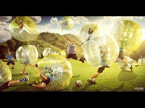 Greatest Game Ever Played – Zorb Soccer with Champion - YouTube
