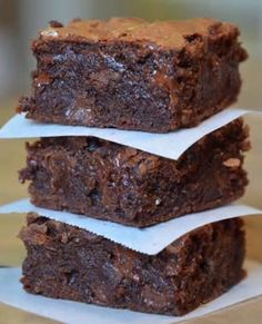 Delicious, chocolatey brownies packed with ingredients that aid in milk production.