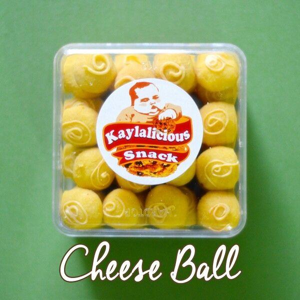 Cheese Ball #Kaylalicious