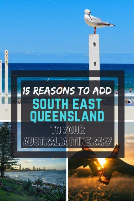During our travels we've found that South East Queensland is the one part of Australia that many tourists seem to skip. Having lived there for many years, we think you are seriously missing out... Here's our 15 Reasons To Add SE Queensland To Your Australia Itinerary.