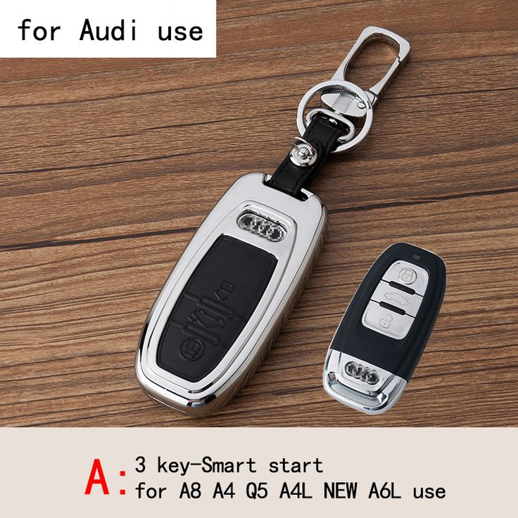 ==> [Free Shipping] Buy Best Genuine Leather CAR KEY CASE For AUDI A8 A4 Q5 A4L NEW A6L Q7 A6L Use Automobile Special-purpose CAR KEY HOLDER Online with LOWEST Price | 32767339797