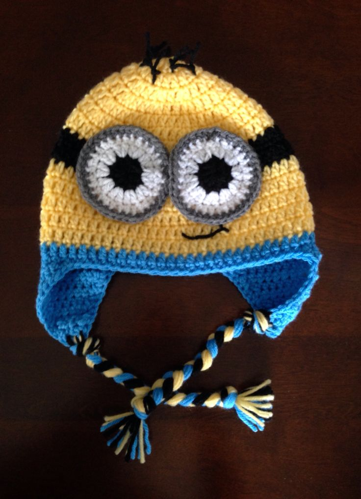 Minion 2 yeux adulte