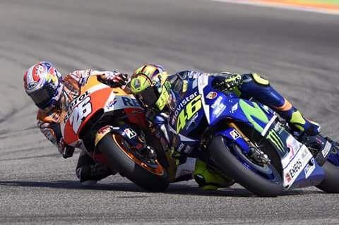Klasemen MotoGp 2015 pasca race Aragon, Poin Rossi terkikis
