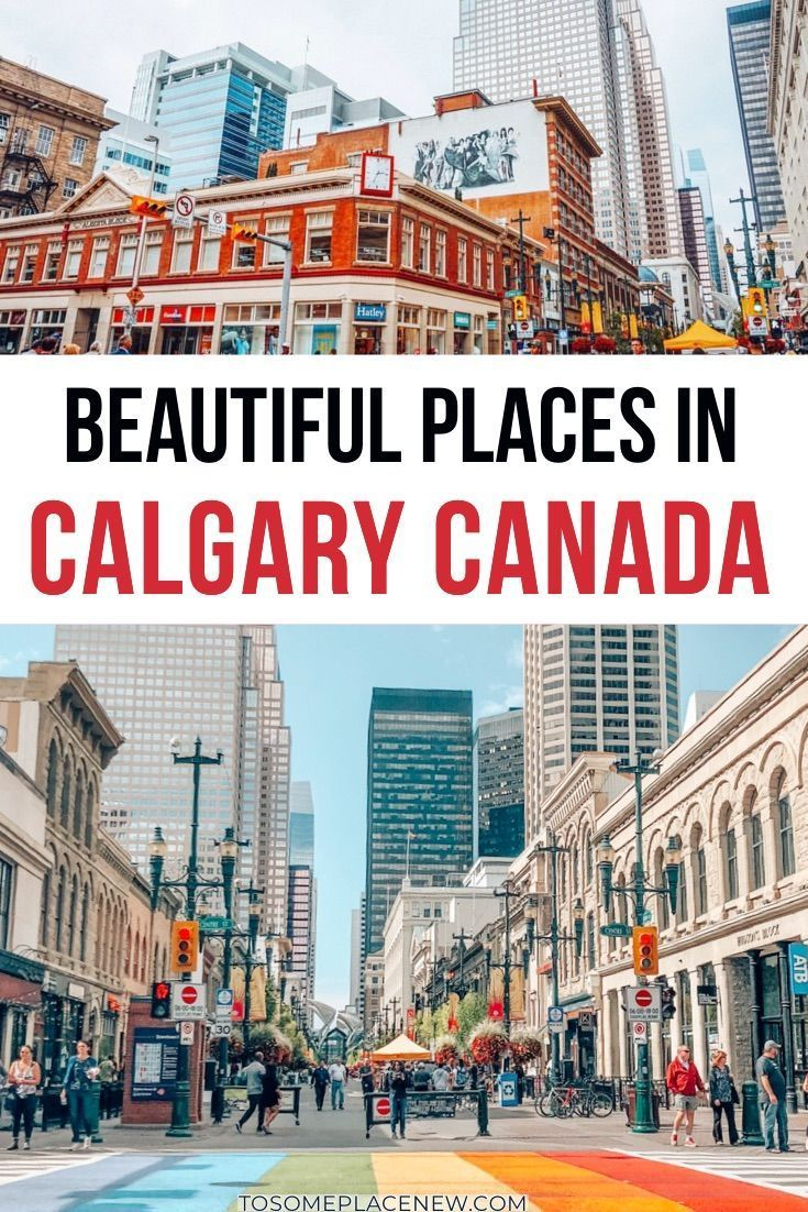 Ultimate Things To Do In Downtown Calgary Itinerary Tosomeplacenew In 2020 Alberta Travel Canada Travel North America Travel Destinations