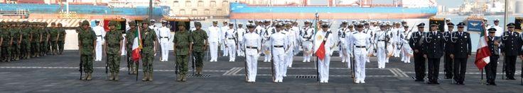 """Celebración del """"Día de la Armada de México"""", evento realizado por la Secretaría de Marina-Armada de México."""