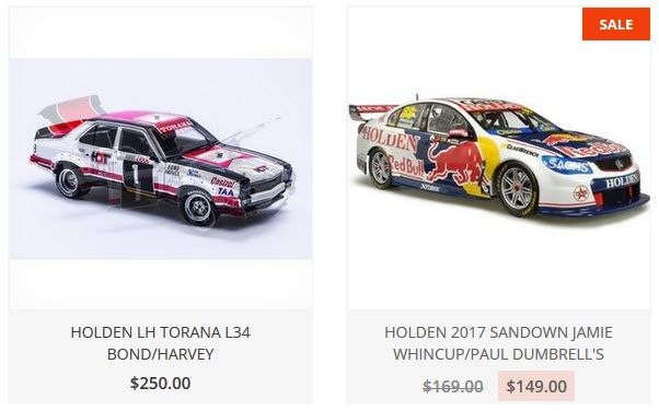 To keep in touch with the newest Australian model car arrivals, regularly check our recent arrivals page here at Car Models of Braidwood. https://www.carmodels.com.au/