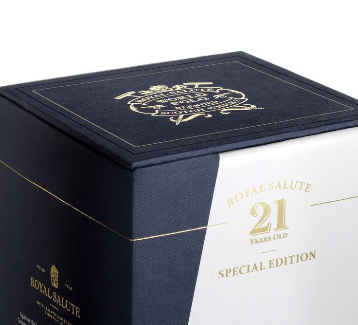 Royal Salute Limited Polo Edition