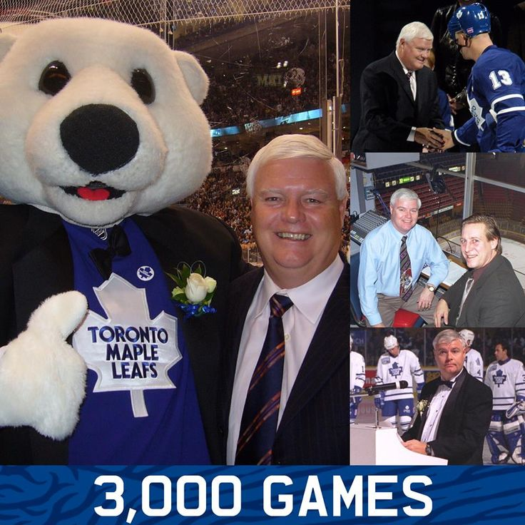 Today Joe Bowen will call his 3,000 Leafs game! What a Milestone! Toronto Maple Leafs  2 hrs ·   35 years.   3,000 games.   180,000+ minutes.   Uncountable Holy Mackinaws.  Thank you Joe Bowen and congrats on tonight's milestone. #TMLtalk Mar 7, 2017