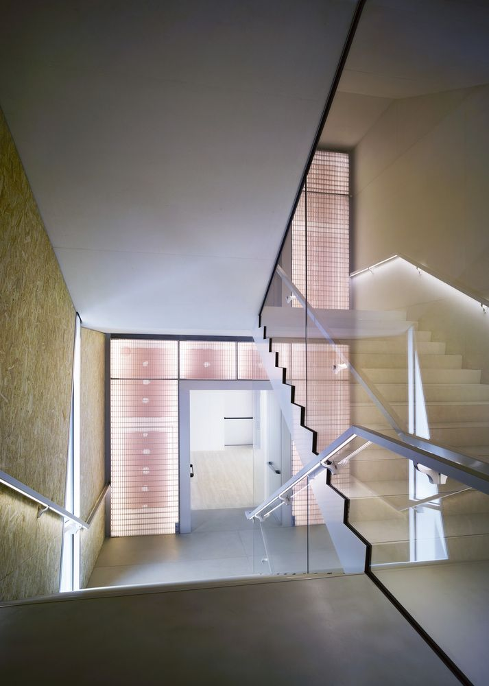 Gallery of Fondazione Prada Torre / OMA - 24 | STAIR | Pinterest ...
