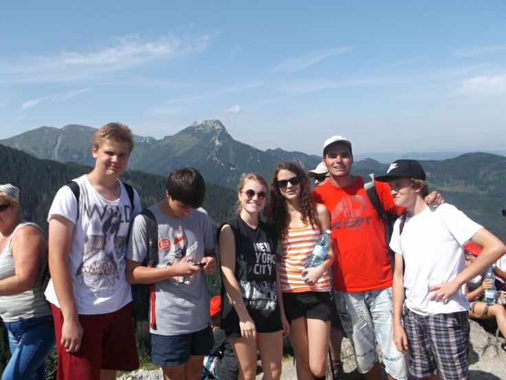 zdobywanie szczytów #gory #Zakopane #wycieczki #wakacje
