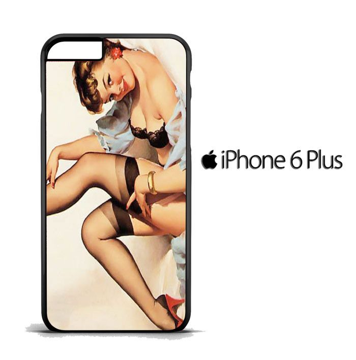 Pin-up Girl Gil Elvgren R0223 iPhone 6 Plus | 6S Plus Case