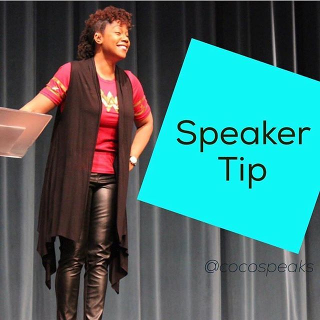 #SpeakerTip ✨ ✨ Want to know how to bore your audience and turn them off right from the start?  Open your talk by introducing yourself (this applies to live and virtual events). ✨ ✨ Truth be told, your audience doesn't really care about your credentials (and if you're on a live stage, you were likely already introduced, so now you're just being redundant). So, stop it! ✨ ✨ Here's what you can do instead . . . open with something that's actually going to grab the interest of your audience…