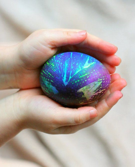 Try Something New: 10 Unique Decorating Ideas for Easter Eggs