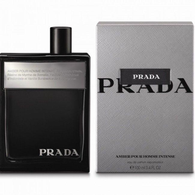 Mens Fragrances: Prada Amber Pour Homme Intense For Men Edp Spray 3.4 Oz 100 Ml, New In Box -> BUY IT NOW ONLY: $69.99 on eBay!