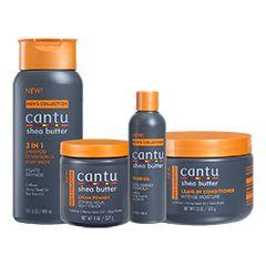 ★★★ 🅽🅴🆆 ★★★ FREE Cantu Shea Butter Men's Hair Care Samples:  Register for a Free CantuShea Butter Men's Hair Care Samples. This Hair…