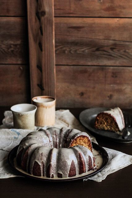 Vanilla Bean Malt Cake | Pastry Affair