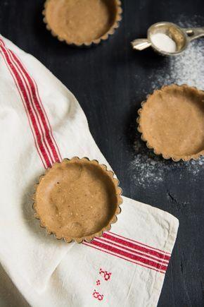 Ma recette de pâte à tarte sans gluten et sans lactose à la châtaigne, qui ne colle pas et qui s'étale super bien ! - 22 v'la Scarlett