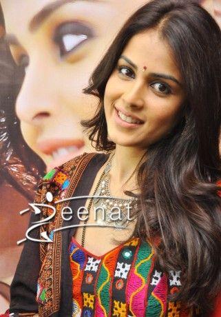 Genelia D'Souza In Sindhi Embroidered Anarkali | Zeenat Style #SindhiStyle